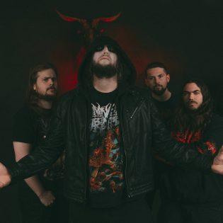 """Death metal -yhtye Cordyceps julkaisee debyyttialbuminsa huhtikuussa: """"Parasitic Degenerate"""" -kappale kuunneltavissa"""