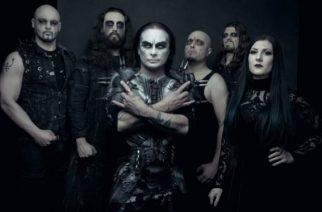 Cradle Of Filth on saanut uuden albuminsa nauhoitukset valmiiksi