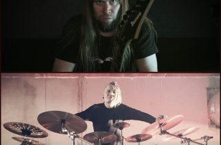 Dead Shape Figure uudistuneen kokoonpanon turvin studion uumeniin nauhoittamaan tulevaa EP:tään maaliskuussa