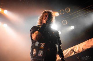 """Exodus-laulaja Steve """"Zetro"""" Souza yhtyeensä tulevasta albumista: """"Jotain erityistä ja äärimmäisen raskasta"""""""