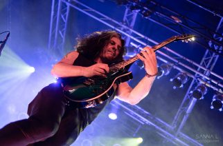 Thrash metal legendat Tampereella: Katso kuvat Testamentin keikalta!