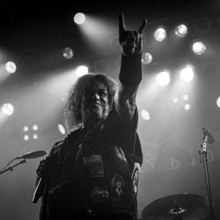 """Exodus-vokalisti Steve Souza yhtyeen uudesta musiikista: """"Se on raskasta, nopeaa ja brutaalia"""""""