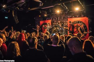 Power metalia ja progerokkia Vaasan lauantai-illassa – Geoff Tate vieraili WS Arenalla