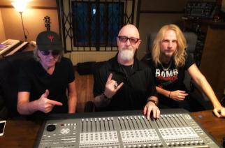 """Ritchie Faulkner: """"Judas Priestillä on muutamia kappaleita lähes valmiina tulevaa albumia varten"""""""