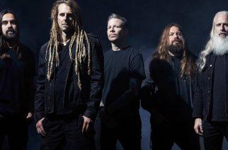 Lamb Of Godin kitaristi Mark Morton valottaa bändin tulevan albumin kansitaiteen saloja tuoreella videolla