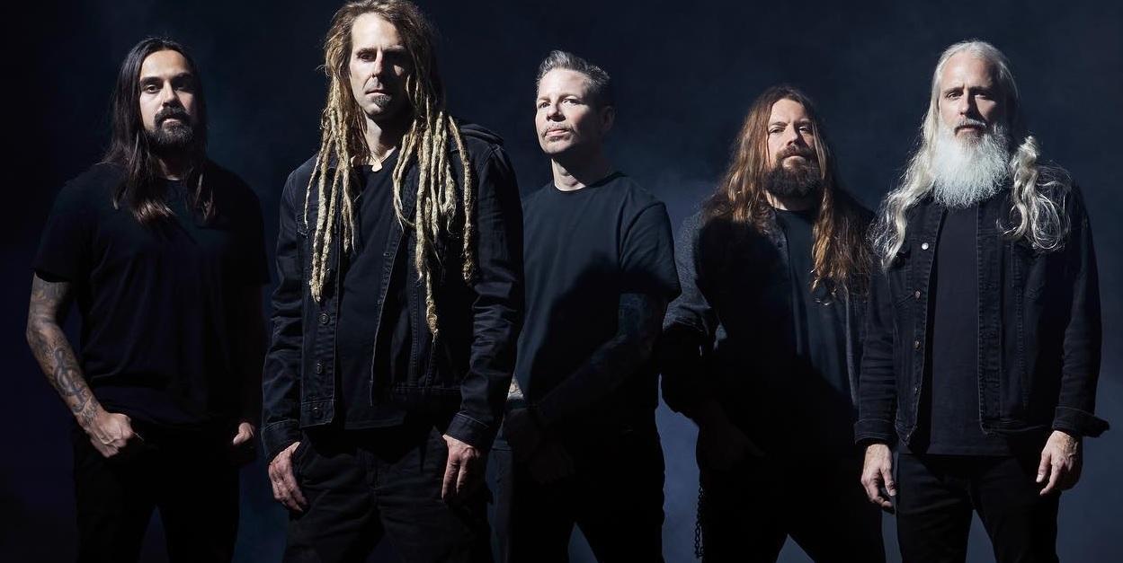 """Lamb Of God liikkuu pimeissä tunnelmissa """"Ghost Shaped People"""" -kappaleensa musiikkivideolla"""