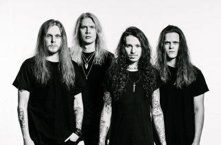 Lost Societyn rivistössä tapahtuu muutoksia: yhtyeen rumpali Ossi Paananen jättää yhtyeen