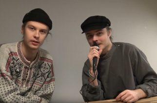 """Haastattelussa rock-tulokas Luukas Oja: """"Musiikissamme on punk-vivahteita, mutta se ei ole kuitenkaan sellaista punkkia, mistä punkkarit tykkää"""""""