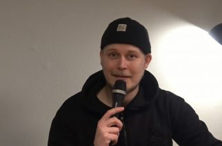 """Debyyttialbuminsa julkaisevan Merta -yhtyeen Juhis Kauppinen KaaosTV:lle: """"Tuo on siinä mielessä levynä mielenkiintoinen, että siellä on oikeasti kaikille kaikkea"""""""
