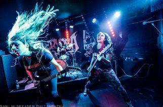 Intensiivinen ilta brasilialaisen thrash-metallin tahdissa Tampereen Jack The Roosterissa – katso kuvat keikalta