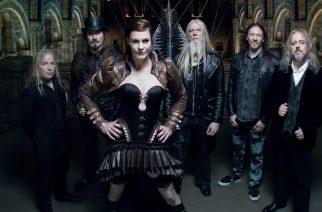 """Nightwish julkaisee videon """"Noise""""-kappaleestaan perjantaina: lyhyt traileri katsottavissa"""