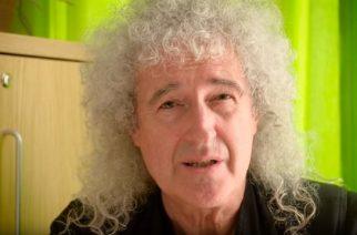 Queenin Brian May nimetty kaikkien aikojen parhaaksi kitaristiksi Total Guitar -lehden äänestyksessä