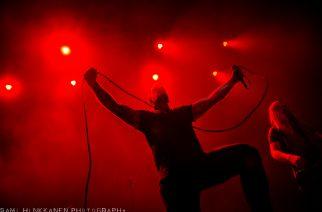 """Kotimainen melodisen doomin mestari Red Moon Architect julkaisi uuden kappaleen """"Dethrone The Darkness"""""""