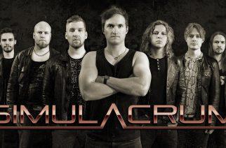 Kotimainen progressiivista metallia soittava Simulacrum sopimukseen Frontiers Musicin kanssa