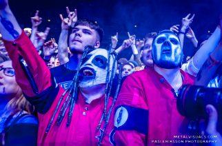 Slipknot fanit - Hartwall Arena 24.02.2020