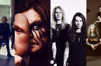 Kaaoszinen kiinnostavimpien uutuuksien soittolista on päivitetty: mukana mm. Ozzy Osbourne, Lost Society, Turmion Kätilöt ja Wolfheart