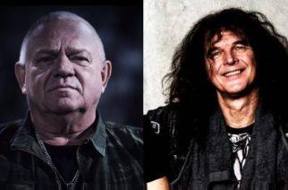 """Peter Baltes ja Stefan Kaufmann kuvattu yhdessä Udon kanssa: Onko kolmikko nousemassa Wackenin lavalle esittämään Acceptin """"Metal Heart"""" -albumia?"""