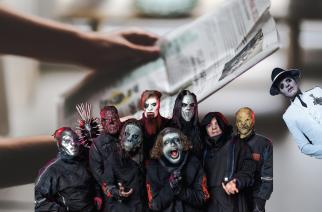 Kolumni: tässä otsikossa mainitaan Slipknot