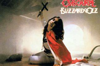 """""""Deekikseltä kasarihevin timantiksi"""" − klassikkoarvostelussa Ozzy Osbournen 40-vuotias debyyttialbumi """"Blizzard Of Ozz"""""""