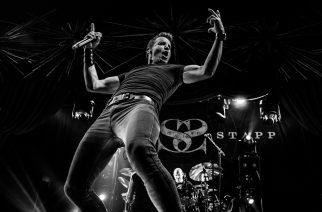 Creed-vokalisti Scott Stapp marraskuussa Tavastialle