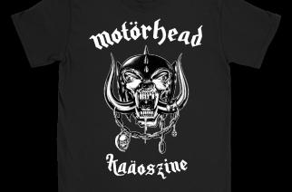 Nyt voit ostaa täysin itse suunnittelemasi Motörhead-paidan internetin ihmeellisestä maailmasta