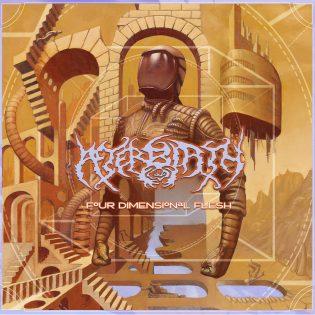 """Afterbirthin kauan odotettu toinen albumi """"Four Dimensional Flesh"""" on moniulotteista ja vangitsevaa death metallia"""