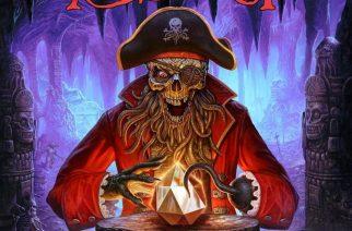 """Riehakas, mukaansatempaava ja älyvapaa – Alestormin uutuusalbumi """"Curse Of The Crystal Coconut"""" on piraattimetallia parhaimmillaan"""