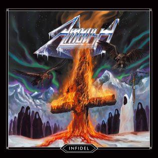 """Ambushin kolmas albumi """"Infidel"""" on mainio läpileikkaus 80-luvun hevistä"""
