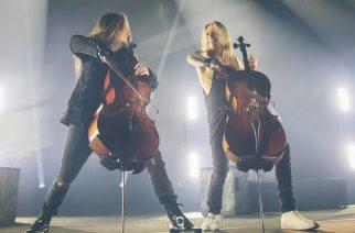 Turussa nautittiin sellorockin sävelistä – Apocalyptica ja Wheel Logomossa