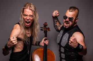 """Apocalyptican ja Sabatonin Joakim Brodénin yhteisbiisi """"Live or Die"""" julkaistiin näyttävän videon kera"""