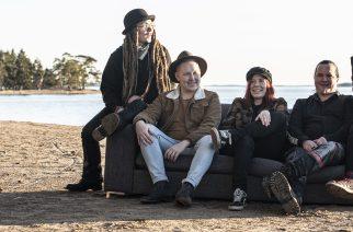 "Turkulainen rock-yhtye Bad Signal julkaisi uuden singlensä ""Get off the Line"""