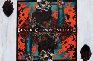 "Black Crown Initiaten ""Violent Portraits of Doomed Escape"" kohoaa kuin Feeniks-lintu vaikeuksista voittoon"