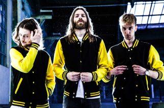 Action rock -trio Bottlecap Suomeen minikiertueelle toukokuussa