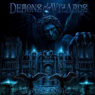 """Iskeviä riffejä ja lumoavaa tulkintaa – Arviossa Demons & Wizardsin """"III"""""""
