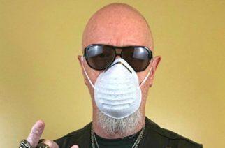 Metallijumala Rob Halford kehottaa bändin faneja pysymään kotioloissa koronaviruksen vuoksi
