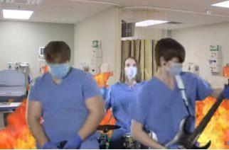 Deathcorea parodioiva yhtye Vermicide Violence teki koronavirusohjeista kappaleen