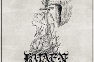 """Kvenlandin maailmalta ilmestyy tuntematon black metal -nimike – arviossa Kvaenin ensijulkaisu """"The Funeral Pyre"""""""