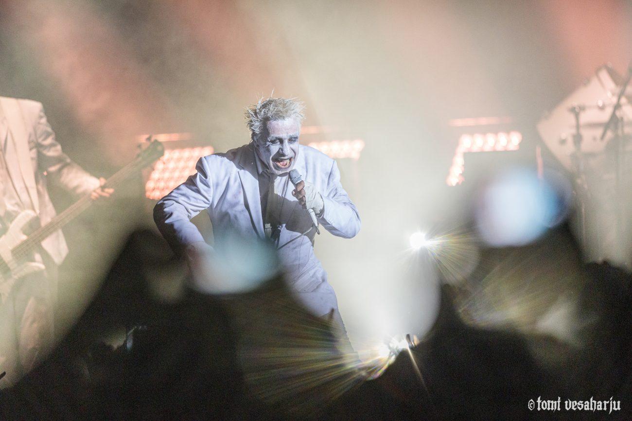 Lindemannin konsertti Youtubessa tänään kello 21.10