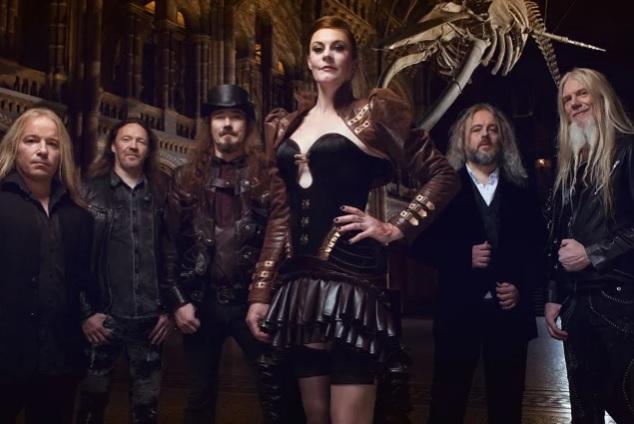 Nightwish nousee Uros Live -areenan lauteille joulukuussa