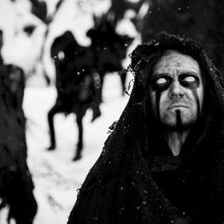 """Black metal -yhtye Nyrst julkisti debyyttialbuminsa tiedot: """"Nástirni""""-kappale kuunneltavissa"""