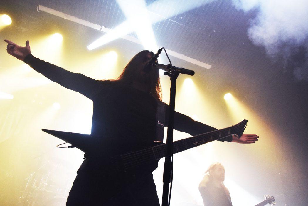 Obscura on siirtynyt studioon nauhoittamaan uutta albumiaan
