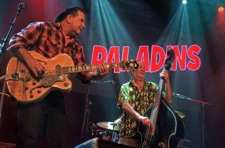 Huikeat rockabilly-yhtyeet valtasivat Hämeenlinnan Aulanko Areenan – katso kuvat keikalta