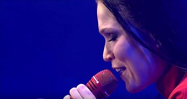 Tarja Turunen kertoo tarinansa tänä vuonna ilmestyvässä Singing In My Blood -kirjassa