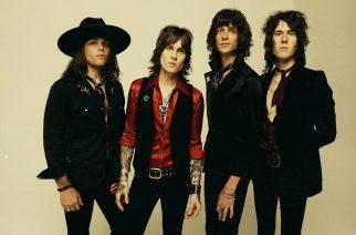Mötley Crüeta ja Def Leppardia lämmittelevältä Tuk Smith & The Restless Heartsilta uusi single
