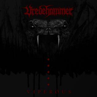 """Norjalaisen Vredehammerin kolmas albumi """"Viperous"""" on tyhjä ja tylsä äärimetallin mylly"""