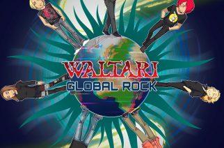 """Globaalia rockia kotimaisessa muodossa – arvostelussa rockin outolinnun Waltarin """"Global Rock"""""""