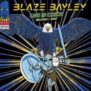"""Blaze ja kumppanit herättävät Brnon eloon – arviossa Blaze Bayleyn uusin livejulkaisu """"Live in Czech"""""""