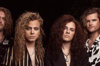"""Latvialaista energistä rockia: KaaosTV:n videohaastattelussa juuri uuden """"Criminal Masterminds"""" -kappaleen julkaissut Bloody Heels"""