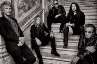 """Bon Jovi julkaisi lyriikkavideon tuoreesta """"Limitless""""-kappaleestaan: uusi albumi luvassa toukokuussa"""