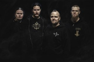 """Valkeakoskelainen death metal -bändi Deathing julkaisi """"Crash & Burn"""" -singlestä musiikkivideon"""